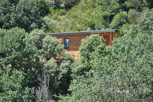 Eco-gîte de Tit'âne : Guest accommodation near Aniane