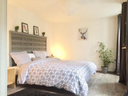 Duplex en Ardeche : Guest accommodation near Dornas