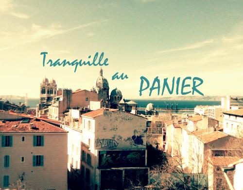 Tranquille au PANIER face à la mer : Apartment near Marseille 2e Arrondissement