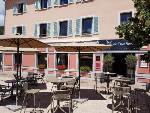Le Place Neuve : Hotel near Brussieu
