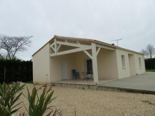 l'Abri des Vacanciers : Guest accommodation near Tanzac