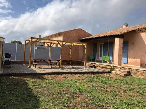 Villa Triskyl : Guest accommodation near Le Muy