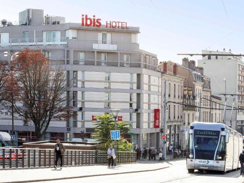 ibis Nancy Centre Sainte Catherine : Hotel near Nancy