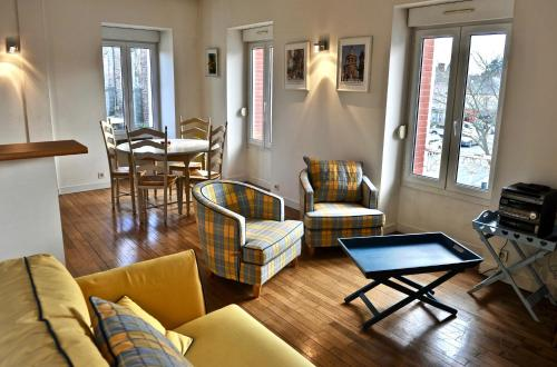 Papyrus Saint-Pierre : Apartment near Saint-Gonlay