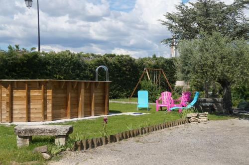 Gite d'Anais : Guest accommodation near Caromb