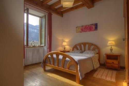 La Cure : Guest accommodation near Béard-Géovreissiat