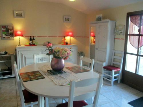 Gite du Grand-Pas : Guest accommodation near Soussac