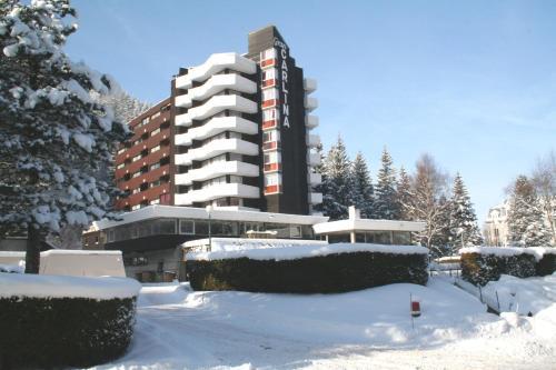 Gran Carlina Hotel : Hotel near Chastreix