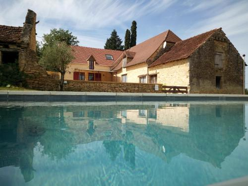 Clos Lamonzie : Guest accommodation near Marcillac-Saint-Quentin