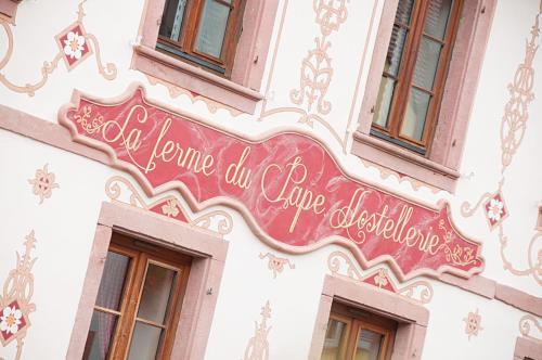 Brit Hotel Confort La Ferme du Pape : Hotel near Herrlisheim-près-Colmar