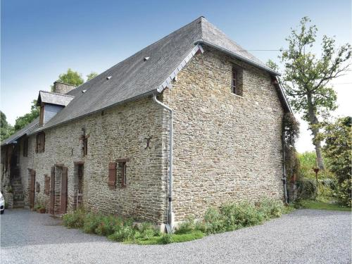 Holiday home Gourfaleur 32 : Guest accommodation near La Barre-de-Semilly