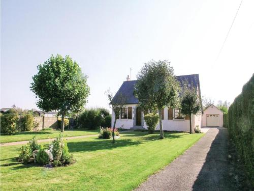 Holiday Home La Fresnais Rue Des Forts Morin : Guest accommodation near Saint-Guinoux