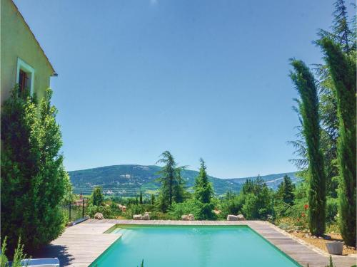 Four-Bedroom Holiday Home in St. Etienne Les Orgues : Guest accommodation near Saint-Étienne-les-Orgues