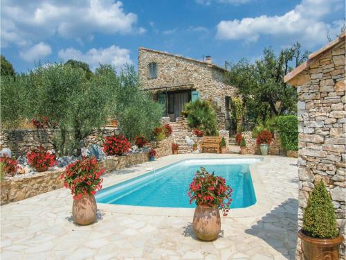 Holiday Home Bergerie Des Oliviers : Guest accommodation near La Bastide-d'Engras