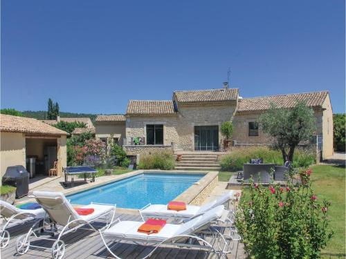 Four-Bedroom Holiday Home in Solerieux : Guest accommodation near Clansayes