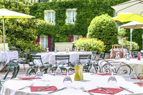 Le Manoir de Gressy : Hotel near Juilly