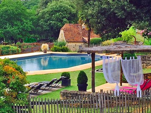 Hameau Du Sentier Des Sources : Guest accommodation near Saint-Vincent-le-Paluel