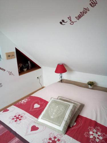 Maison D'Hotes A D'Enghien : Guest accommodation near Friesenheim