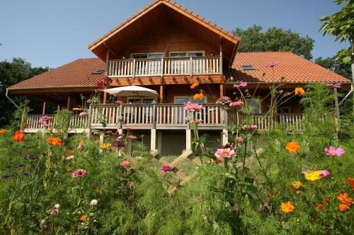 L'Arrivée : Bed and Breakfast near Leyme