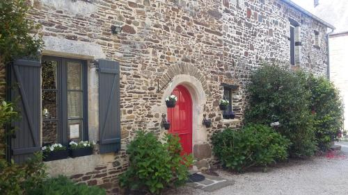 L'Ancien Pressoir : Bed and Breakfast near Landigou
