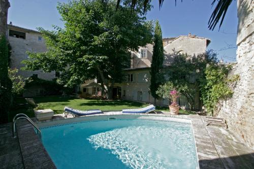Maison De La Bourgade : Bed and Breakfast near Uzès