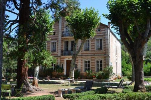 Guest house Les Marguerites : Guest accommodation near Antugnac