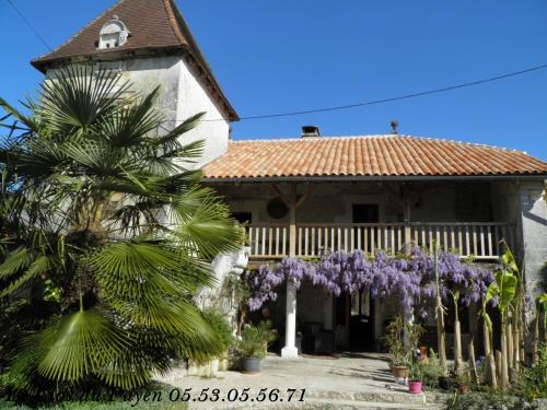 Le Clos du Payen : Bed and Breakfast near La Tour-Blanche