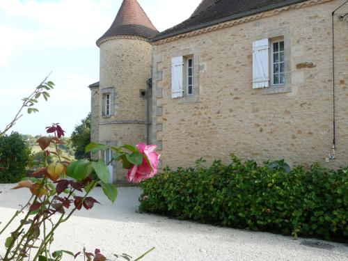 Manoir de La Brunie : Guest accommodation near Marnac