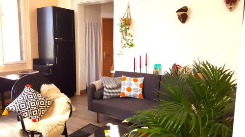 Like Home with a/c : Apartment near Arles