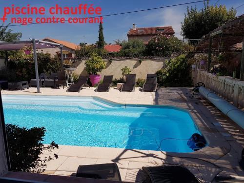 Pour que la vie soit plus belle : Guest accommodation near Plan-de-Cuques
