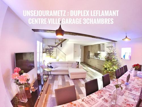 UnSejourAmetz : Apartment near Mey