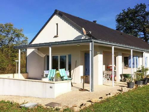 Holiday home L Arche : Guest accommodation near Carennac