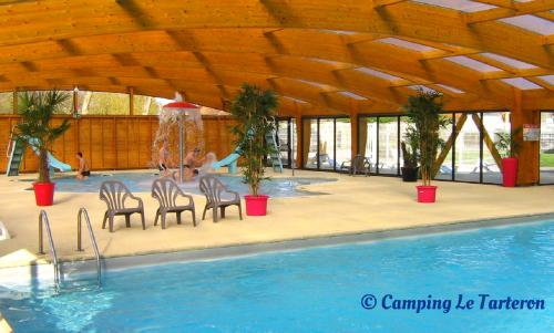 Camping Le Tarteron : Guest accommodation near Favières