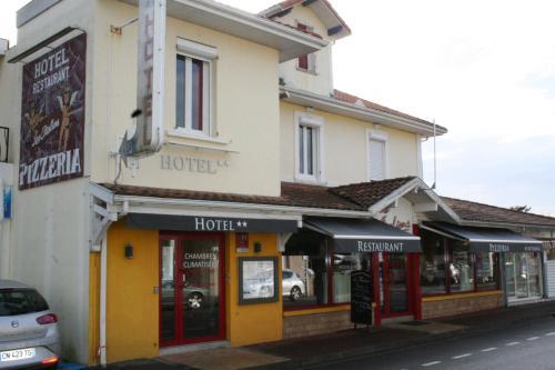 Hôtel Les Italiens : Hotel near Sanguinet
