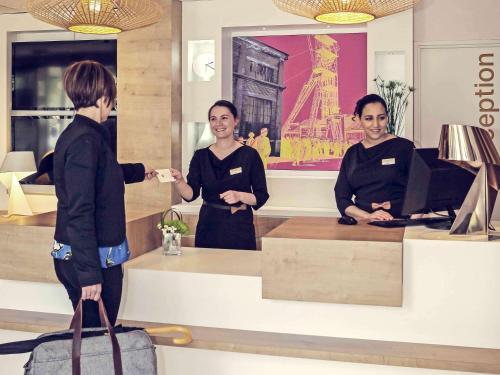 Mercure Hotel Forbach Centre de Loisirs : Hotel near Keskastel