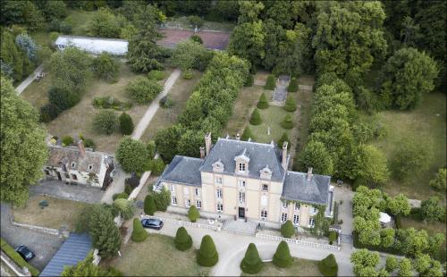 Château Rouillon d'Allest : Guest accommodation near Cesson