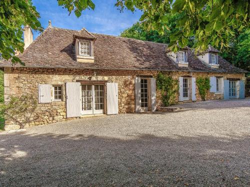 Landhuis Dordogne II : Guest accommodation near Saint-Félix-de-Villadeix