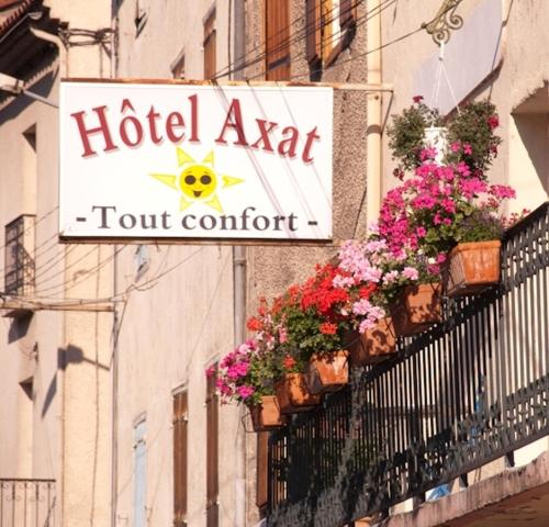 Hotel Axat : Hotel near Artigues