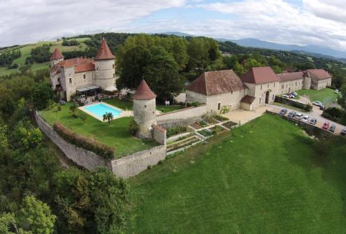 Château Chapeau Cornu : Hotel near Trept
