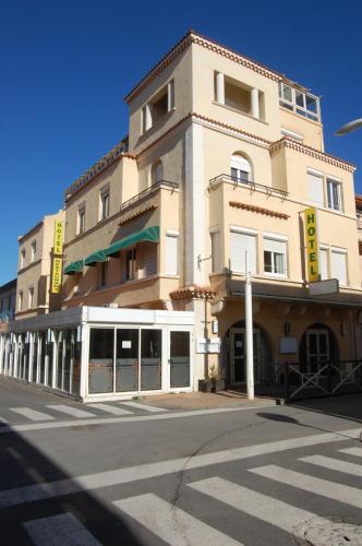 Hotel De La Plage : Hotel near Sérignan