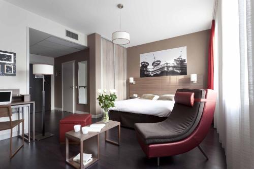 City Lofthotel Saint-Etienne : Guest accommodation near Saint-Étienne