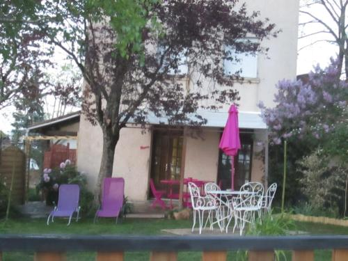 Appart Bibi : Guest accommodation near Sainte-Croix