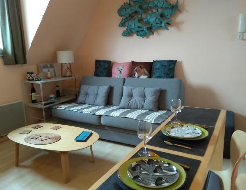 Studio Morny : Apartment near Deauville