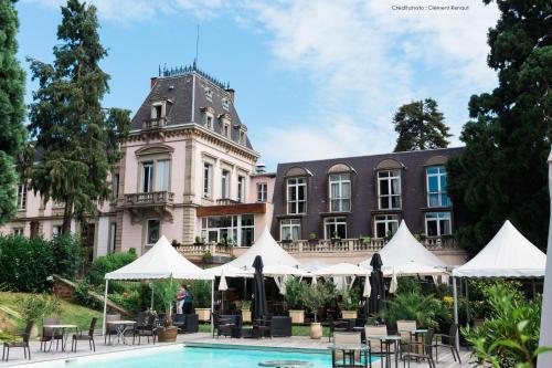LE H - Hôtel & Restaurant : Hotel near Heiligenstein