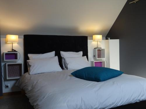 Chambres d'Hôtes de Cilia : Bed and Breakfast near Trumilly
