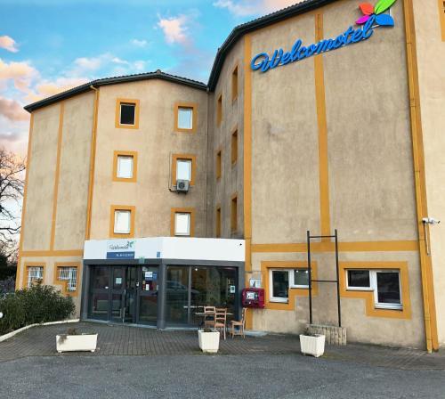Welcomotel : Hotel near Rochemaure