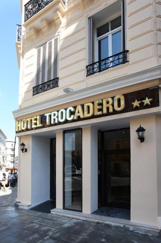 Trocadero : Hotel near Nice