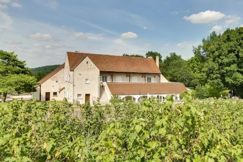Le Carre Saint Pierre : Guest accommodation near Bligny-sur-Ouche