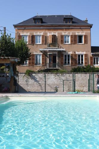 Le Clos des Tanneurs : Bed and Breakfast near Belleville