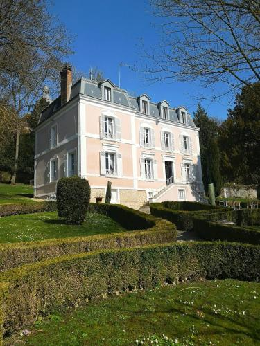 Maison d'hôtes Stella Cadente : Guest accommodation near Courtacon
